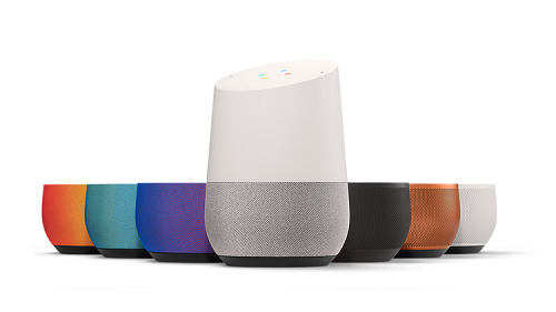 Der Google Assistant in verschiedenen Farben