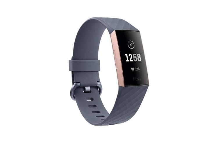 Mit praktischen Schnellwechsel-Armbändern lässt sich Fitbit Charge 3 schnell umstylen
