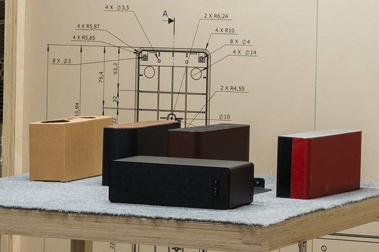 Bisher gibt es nur einige Prototypen zu den IKEA SYMFONISK Lautsprechern
