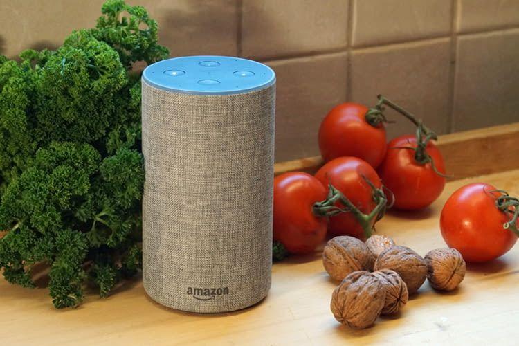Auch ein Echo 2 liefert praktische Küchentipps, ist aber deutlich teurer als Echo Flex