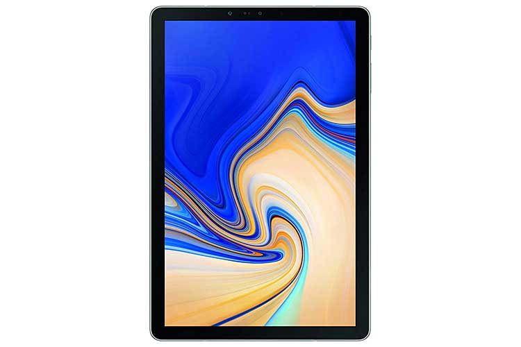 Das Samsung Galaxy Tab S4 überzeigt mit einem AMOLED-Display