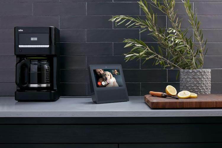 Amazon Echo macht eine gute Figur - und das nicht nur in der Küche