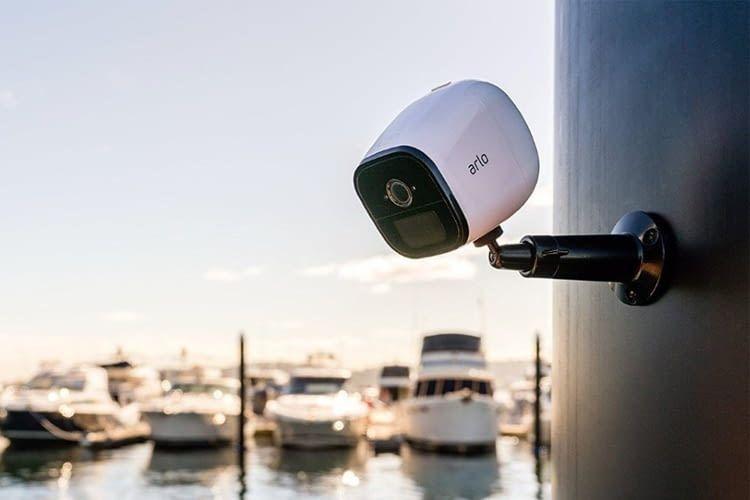 Arlo Go eignet sich für alle Bereiche ohne WLAN-Zugang