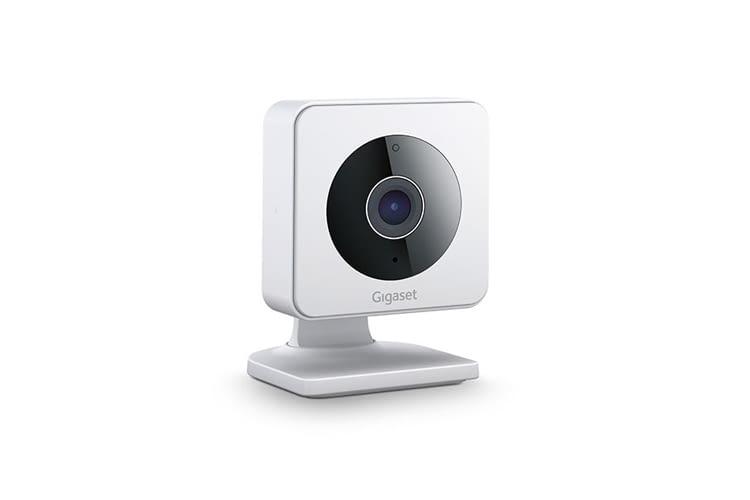 Gigaset elements camera versorgt die Smart Home-Überwachung mit visuellen Daten