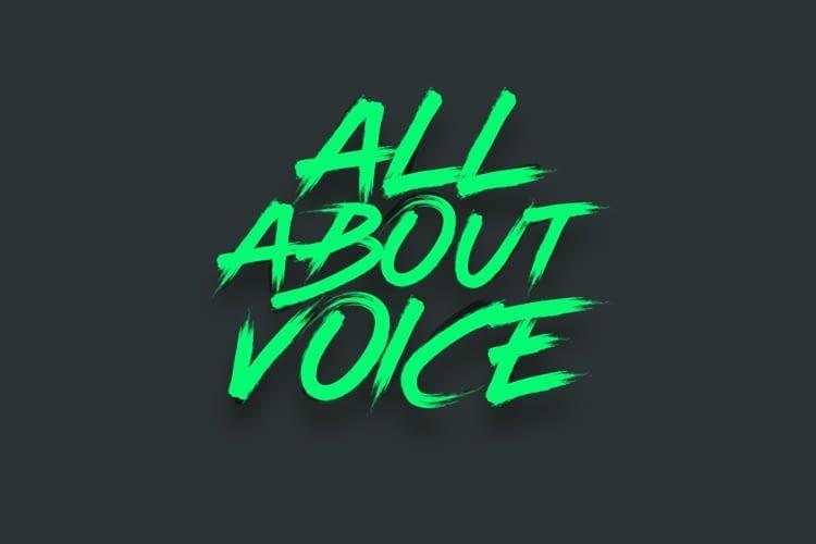Die All About Voice Conference will ein generelles Verständnis für Voice Technology ermöglichen