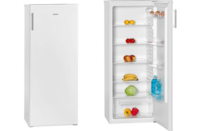 Der Kühlschrank VS 3171 von Bomann bietet viel Platz zum geringen Preis