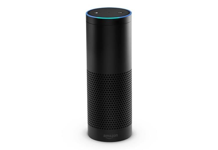 Ähnlichkeit ist durchaus vorhanden zwischen Amazon Echo und MEDION P61110