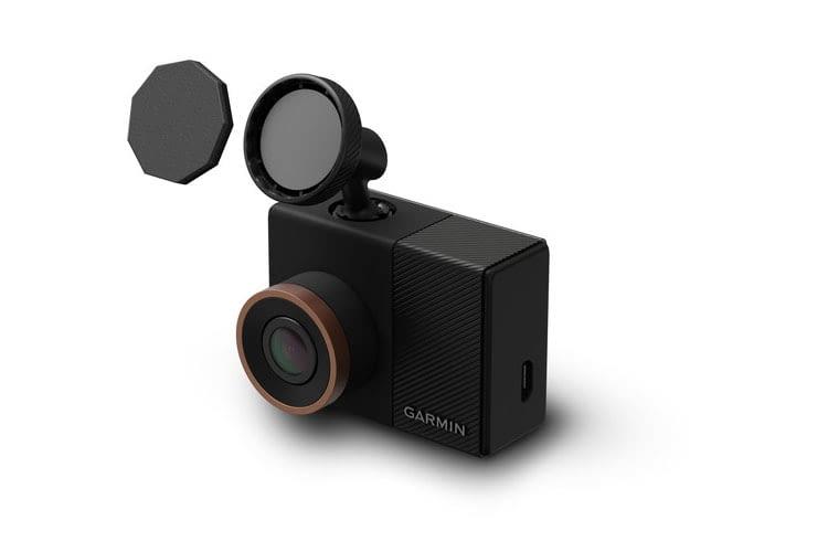 Garmin Dash Cam 55: Profi-Autokamera für Viel- und Berufsfahrer