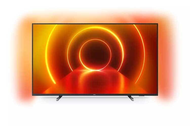 Philips Ambilight TV 43PUS7805/12 bietet mit 43 Zoll einen guten Einstieg in die 4K TV-Welt bei exzellenter Ausstattung