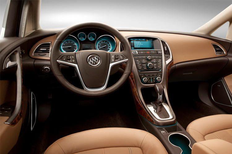 Auch in immer mehr Buick-Modellen ist Alexa nutzbar