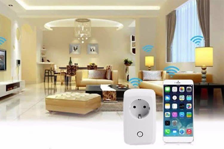 Der smarte Zwischenstecker M.Way bietet einen günstigen Einstieg in die Smart Home-Welt
