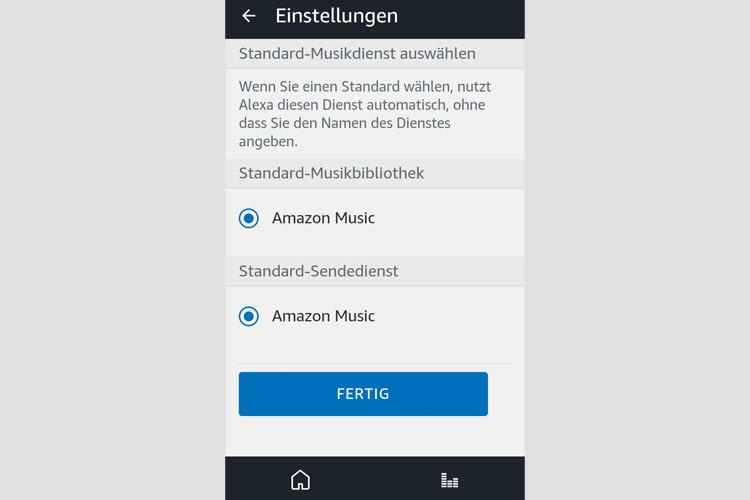 Amazon Music funktioniert in der Free-Version kostenfrei, dafür aber mit Werbung