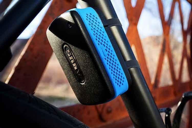 Die ABUS Alarmbox ist eine durchdachte Fahrrad Alarmanlage mit einfacher Bedienung