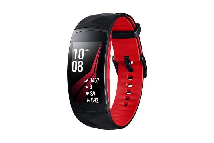Samsung Gear Fit2 hat eine Akku-Kapazität von 200 mAh