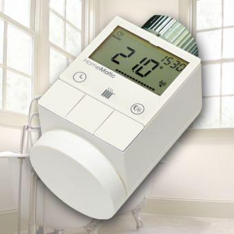 HomeMatic Funk Heizkörper Thermostat