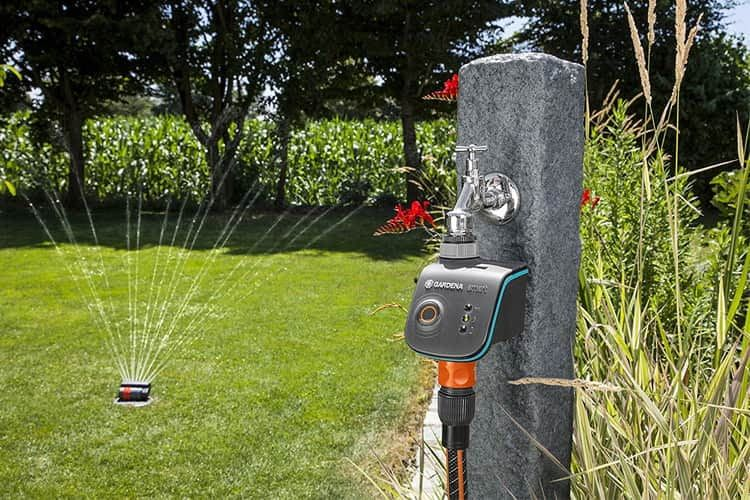 GARDENA smart Irrigation Control ermöglicht individuelle Bewässerungszeiten
