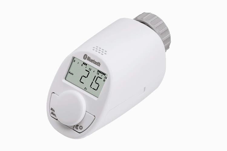 Dieses smarte Thermostat funkt über Bluetooth 4.0