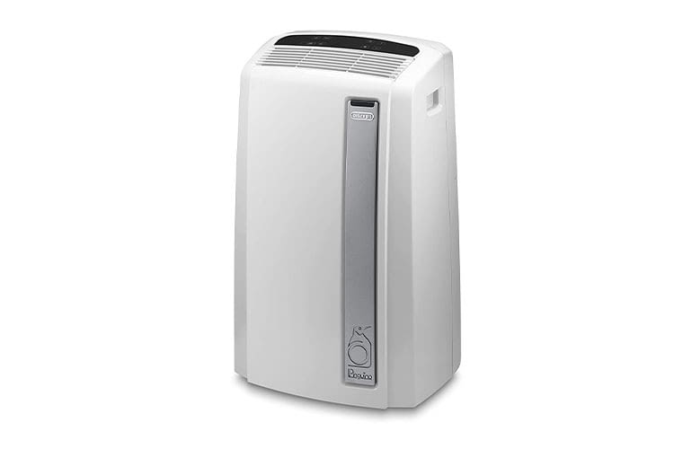 Das Klimagerät De'Longhi PAC AN112 Silent regelt Temperatur und Luftfeuchtigkeit