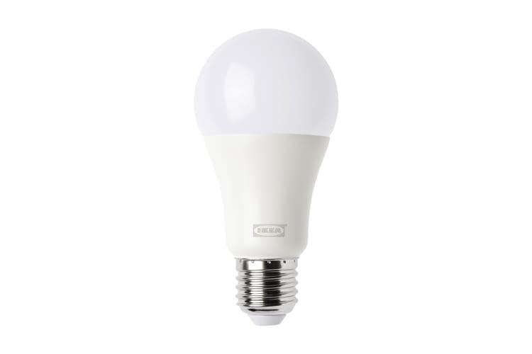 TRÅDFRI LEDs können zum Beispiel mit Bewegungsmeldern ergänzt werden