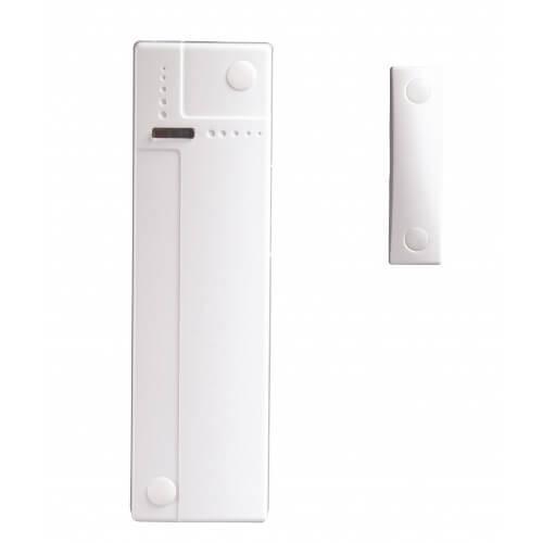 Abbildung des Bitron Home Magnetkontakts. Qivicon Smart Home Gerät