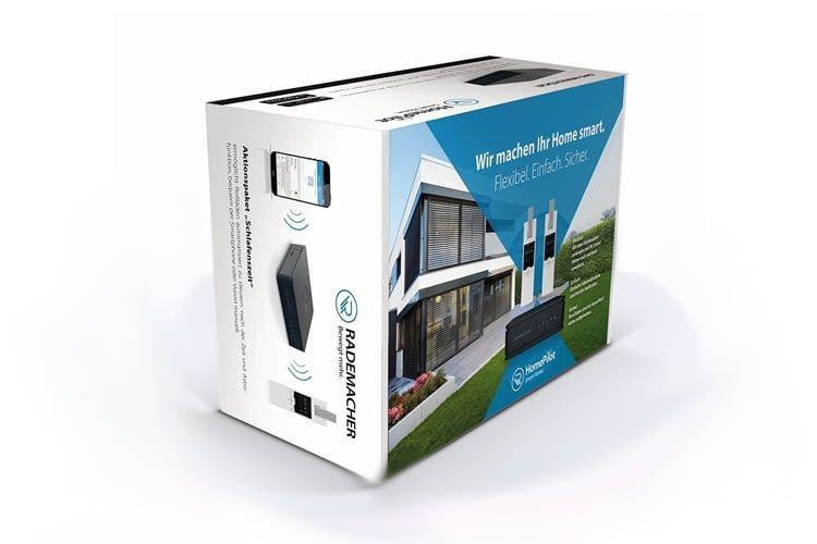 Perfekt aufeinander abgestimmt: Thematische Aktionspakete für das RADEMACHER Smart Home-System