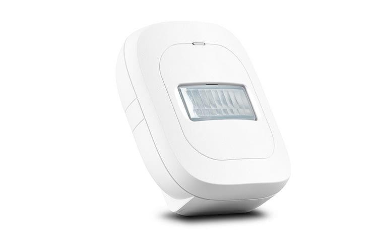 Auch ein Bewegungsmelder ist im MEDION P85774 Alarmsystem-Set enthalten