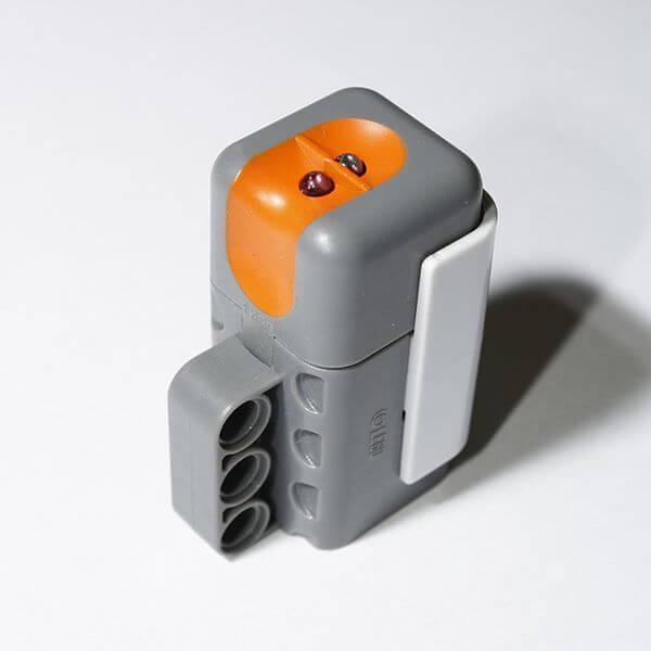 Abbildung eines Lego Mindstorms NXT Helligkeitssensor