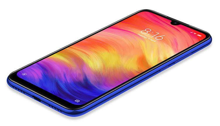 Das Xiaomi Redmi Note 7 verfügt über ein 6,3 Zoll LCD-Display