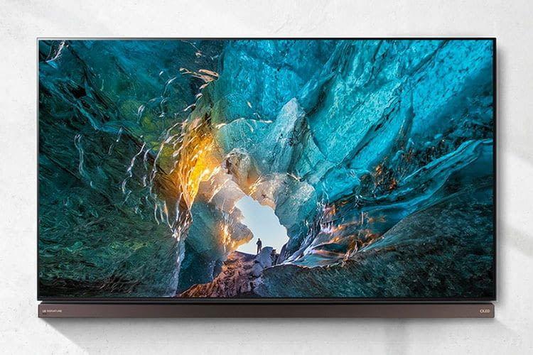 High-End 4K UHD-TV: Der Ultra-HD-Fernseher LG OLED65G7V bietet nur Technik vom Feinsten