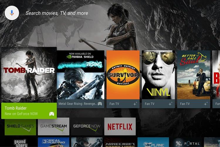 Spiele, Filme, Serien, Musik, Apps: Auf Nvidia Shield ist Content King