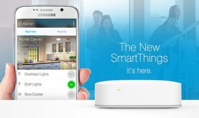 Das neue Samsung SmartThings Smart Home System