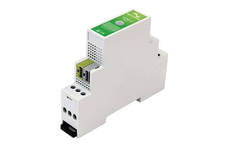 Der digitalSTROM Meter sitzt zwischen dem digitalSTROM Server und der digitalSTROM Klemme