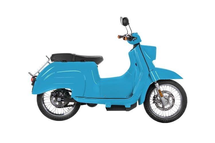 Auch der Hersteller Govecs bietet eine Leasingmöglichkeit für seine Elektro-Scooter an