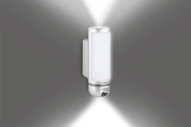 Die Eyes von Bosch verfügt über ein Ober- Unter- und vorderes Hauptlicht