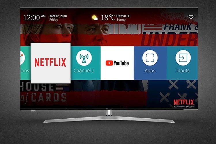 Hisense präsentiert mit dem Hisense H65U7A einen sehr gut ausgestatteten 65 Zoll UHD-TV