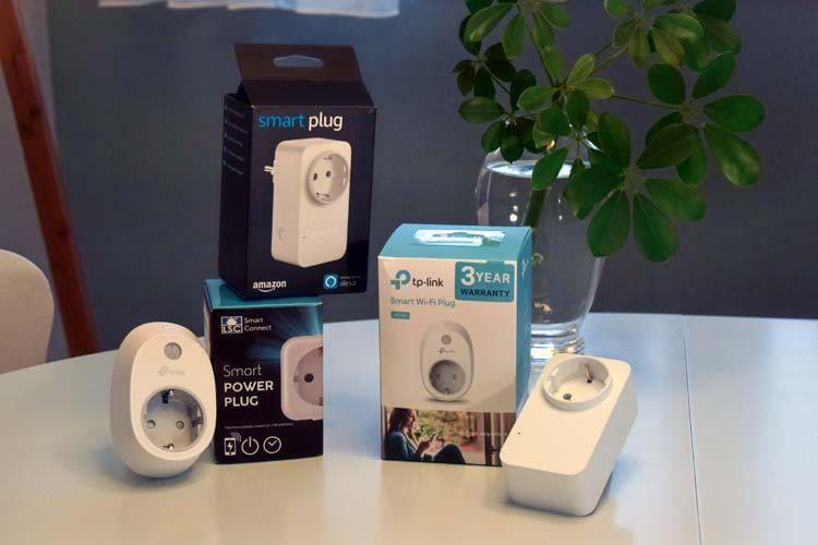 Zur Echo Sprachsteuerung müssen die Funksteckdosen Alexa-kompatibel sein