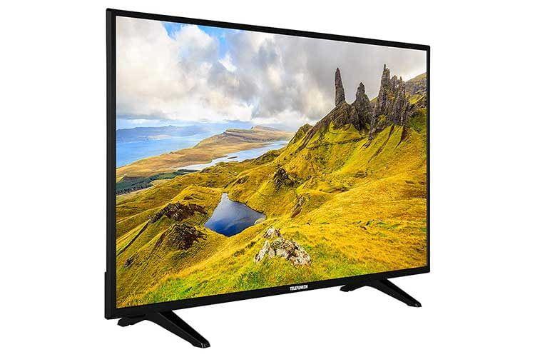 Telefunken XU43J521 ist ein Einsteiger 43 Zoll Smart TV mit Dolby Vision HDR und Dolby Plus Audio
