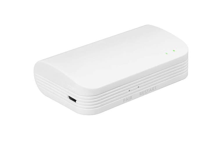 Der Verstärker von MEDION ist im Smart Home aufgrund der geringen Reichweite der Zentrale unverzichtbar