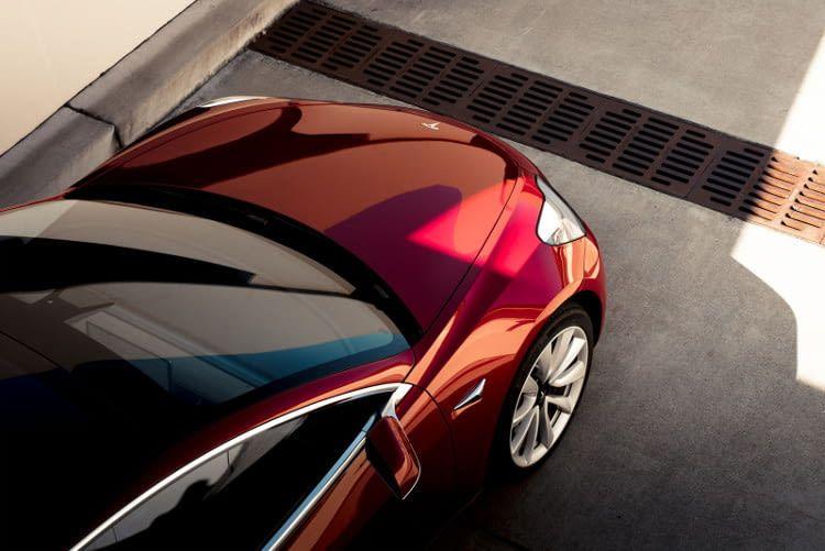 In Deutschland wird das Tesla Model 3 im Jahr 2019 erwartet