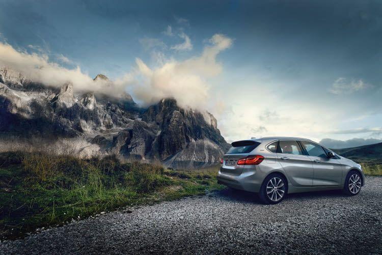 Der BMW 225xe Active Tourer überzeugt durch Effizienz, Dynamik, Leistung sowie Platzangebot