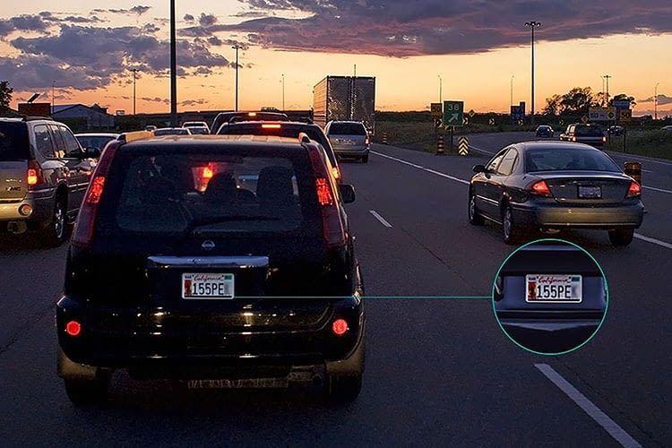 Dank 1080p-Auflösung und Sony-Kamerasensor sind Details auch in der Dämmerung gut erkennbar