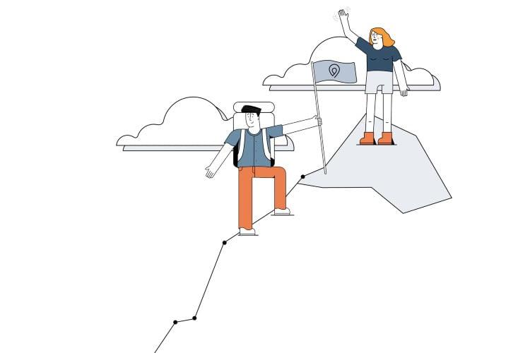 Durch retraced können Unternehmen ihren Kunden alle Schritte der Lieferkette überblicken