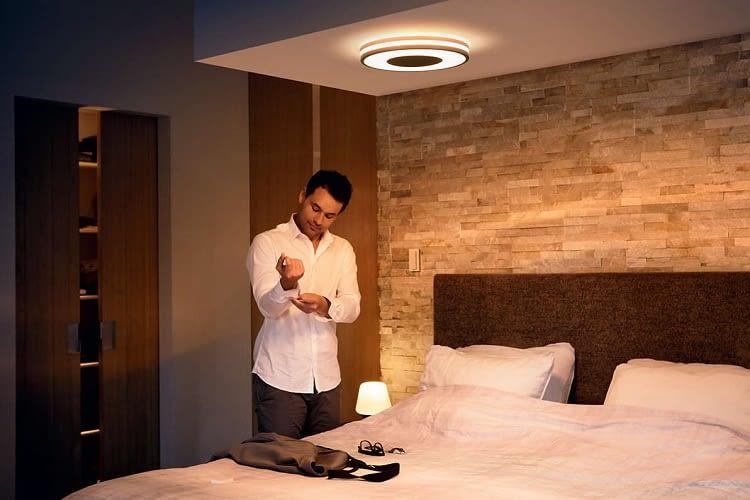 Philips Hue LED Deckenleuchte Being