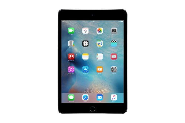 Das iPad mini 4 verfügt über eine fettabweisende Beschichtung