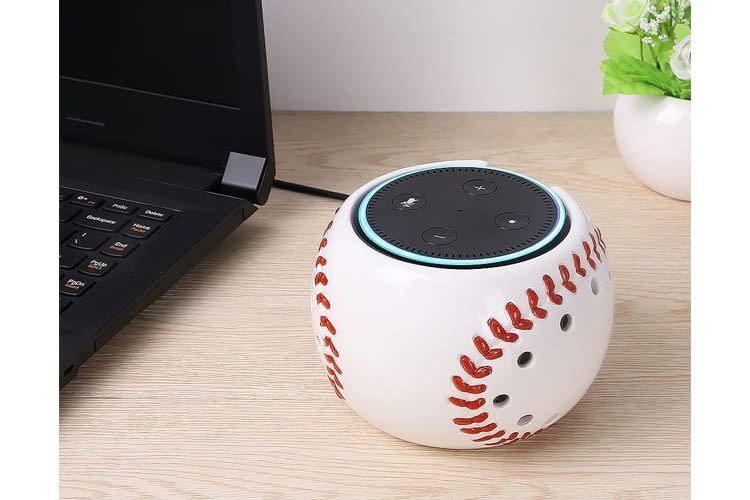 Inzwischen gibt es hunderte Halterungen und Schmuckelemente für die smarten Lautsprecher