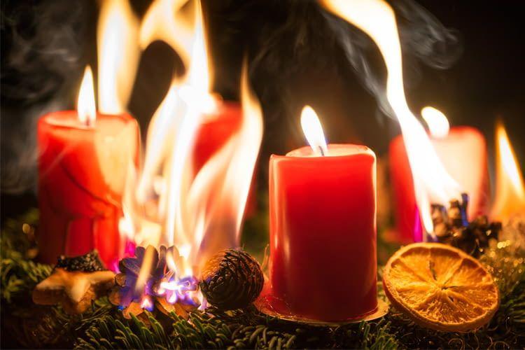 Aus einem kleinen Brandherd kann in wenigen Minuten ein lebensgefährlicher Zimmerbrand werden