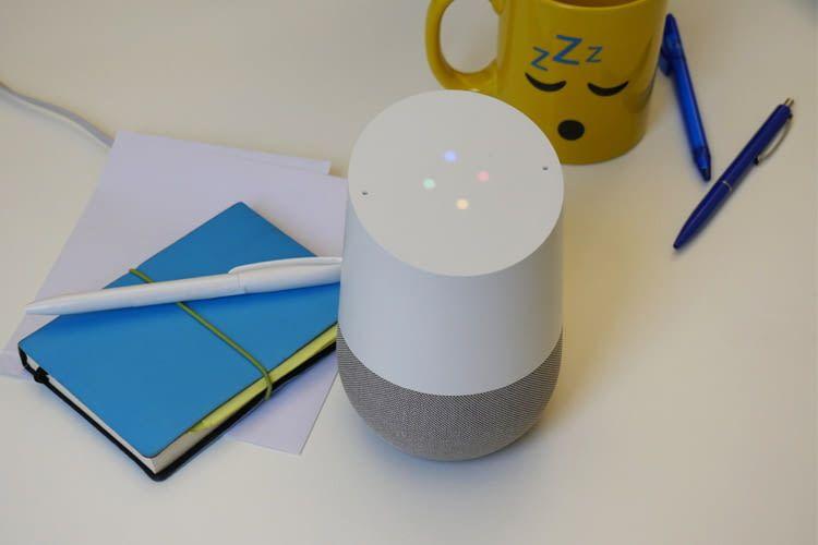 Erst die App macht Google Home Lautsprecher wirklich smart