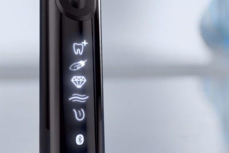 Für die optimale Mundhygiene bietet Oral-B Genius X mehrere Reinigungsmodi