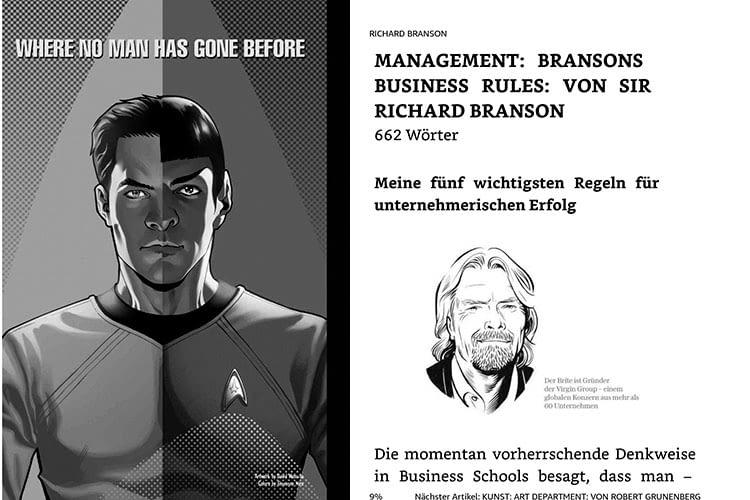 Auch Comics und Zeitschriften aus dem Amazon Shop können am Kindle Paperwhite 2018 gelesen werden