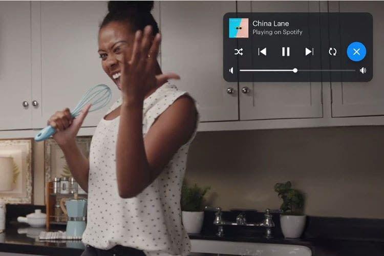 Die KI Kamera von Facebook Portal folgt sich bewegenden Personen